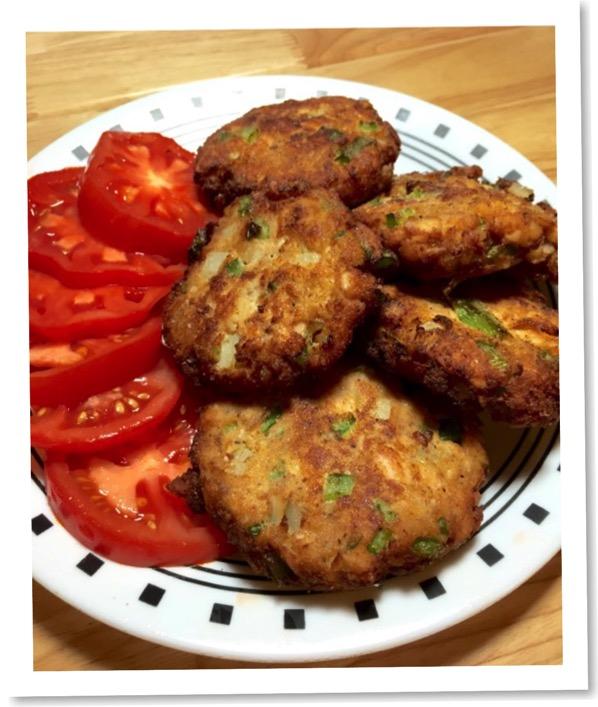 Dish Salmon Croquettes: Gluten-Free Recipes